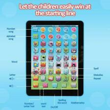 Mini Baby Kids Laptop Tablet Pad Computer Child Educational Learning Toy