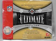 2007 Upper Deck ULTIMATE COLLECTION Box Factory Sealed