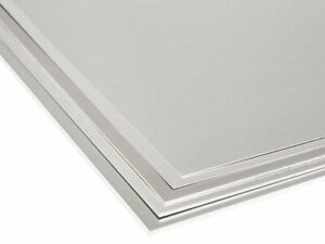 Aluminium Sheet Plate Flat 1, 1.2, 1.5 ,2 ,3 ,4, 5 and 6mm Available 1050A H14