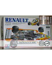 TAMIYA 1/12 RENAULT RE20 TURBO JABOUILLE ARNOUX + PHOTO ETCH DETAIL