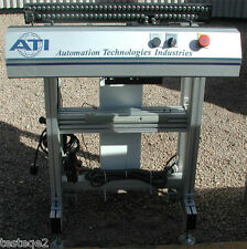 Automation Technologies Industries 7500 Production Type Conveyor Belt Controls