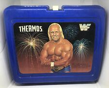 Wwf 1987 Hulk Hogan Lunch Box An Thermal