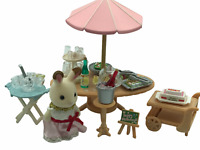 Calico Critters Sylvanian Families Seaside Birthday Party Epoch Flair