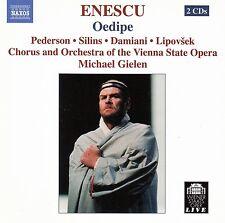 GEORGE ENESCU : OEDIPE / 2 CD-SET - NEUWERTIG