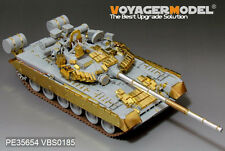 Voyager 1:35 Modern Russian T-80BV MBT (Smoke Discharger Include) PE35654*