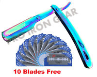 Professional Knife Razor Barber Salon Straight Cut Throat Shaving
