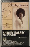Shirley Bassey - All By Myself - Cassette Tape APSC 1005