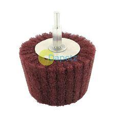 Cylindre de Ponçage Mop 75 Mm Outils à main perceuse Power 240 Grit Qualité Kit