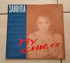 Sabrina – My Chico  - Videogram VI 121202 - 1988 -