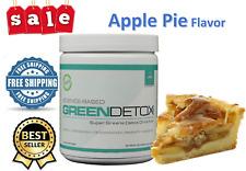 Green Detox Superfood Drink Mix Sugar Free Vegan Friendly - Apple Pie-Fast Ship