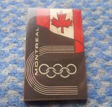 OLYMPIC MONTREAL 1976 PIN BADGE