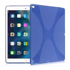 Funda Protectora Silicona X-Line Azul para Samsung Galaxy Tab S3 9.7 T820 T825