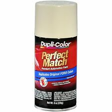 Duplicolor BFM0041 For Ford Codes 9A,  M White 8 oz. Aerosol Spray Paint