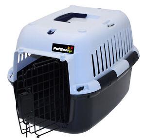 Happy Pet Petgear Dog & Cat Pet Carrier Travel Carry Case ( SMALL )