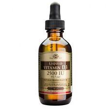 Solgar Liquid Vitamin D3 2500 IU (62.5ug) 59 ml