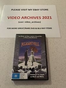 Pleasantville - DVD - Region 4 - Rare - Free Postage