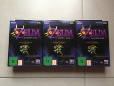 The Legend of Zelda Majoras Mask 3D Special Edition for 3DS PAL SOLD OUT