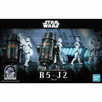 BANDAI Star Wars Droid Collection R5-J2 1/12 Plastic Model Kit Japan