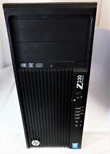 HP Z230 Workstation Tower i5-4570 3.2GHz 16GB RAM 1TB HDD Windows 10 Home