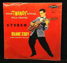 Duane Eddy-Have Twangy Guitar Will Travel-Jamie 70 3000-SEALED
