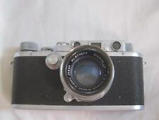 Vintage Camera Tower Type 3 Rangefinder 35Mm Nikkor 1:2 f=5cm Occupied Japan