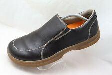 Dr DOC Martens Forster Mens US 12M Pebbled Leather Slip On Loafers Shoes