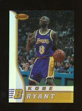 1996-97 Bowman's Best Refractor Kobe Bryant Lakers RC Rookie HOF