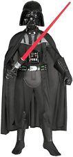 Niños De Lujo Darth Vader Star Wars CINE TV Disfraz de Halloween