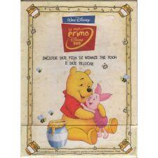 Winnie The Pooh Caja 2 Dvd 2 Felpa Mi Primo Disney Sellado 8717418185435