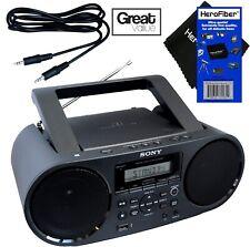 Sony Bluetooth & NFC MP3 CD/CD-R/RW Portable MEGA BASS Stereo Boombox