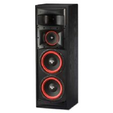 "Cerwin Vega XLS-28 Dual 8"" 3 Way Floor Standing Tower Speakers 250 Watt NEW"
