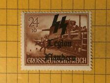 Germany (SS LEGION FLANDERN) WWII-GERMAN OCC. 24+10 Rpf. MNH Priv. issue /s1