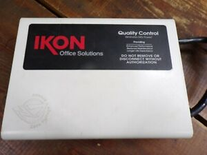 IKON Office Solutions Quality Control Voltage Surge Suppressor # D113Z6T