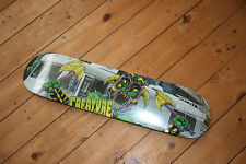 Creature Heddings Skateboard Deck