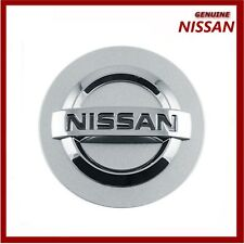 Genuine Nissan Juke, Micra & Note Alloy Wheel Centre Cap x1 Chrome