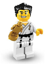 Unopened LEGO® SERIES 2 -8684-Karate Master-minifigure (#14) Sealed Foil Pouch