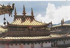 Bf28287 zuglakang temple china the golden roof of the china front/back image