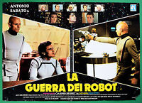 T47 Fotobusta The War Of Robot Antonio Saturday Yanti Somer Malisa Longo 4