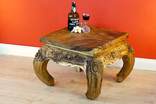 Coffee Table Wood Wooden Solid Living Room Sofa Thai Furniture Suar