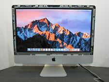 """Apple iMac A1311 21.5"""" 3.06GHz Core 2 Duo 4GB RAM 500GB HD OS 10.13 NO TOP GLASS"""