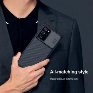 Original Nillkin Camera Protection Phone Case For Samsung Galaxy Note 20 Ultra
