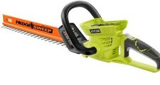 Cordless 40V Hedge Trimmer Power Tool-Only Dual Action Blades Compact Light 24""