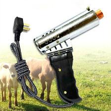 Fast Heating Electric Cauterizing Iron Dehorner Debudder Sheep Goat Calves Horns