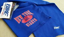 RARE vtg BIKE Winners Compression Performance Shorts XL 44-50 NFL NY Giants