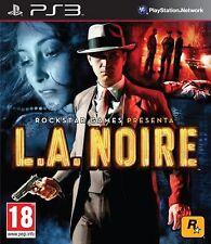 PS3 L.A. Noire Nuevo Precintado Pal España