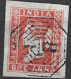 India 1854  SG12  F.Used Cat £80    (1)