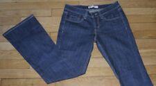 LEVIS 518 Jeans pour Femme  W 27 - L 32 Taille Fr 36 Superlow  (Réf# M026)