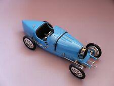 CMC 1/18 Bugatti T35 Nation Color Project France 1924 modellino