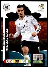 Panini euro 2012 ADRENALYN XL-Deutschland Miroslav Klose (tarjeta base)
