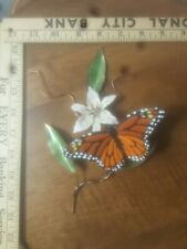 Bovano - Wall Sculpture - Monarch Butterfly